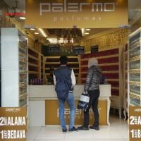 Palermo parfüm fabrika satış mağazası dıştan görünüm 2