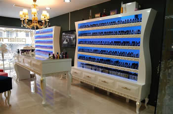 how to start perfume shop franchising opportunity with plaermo cosmetics turkey